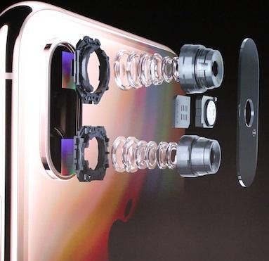 iPhone XS ja XS Max kamera