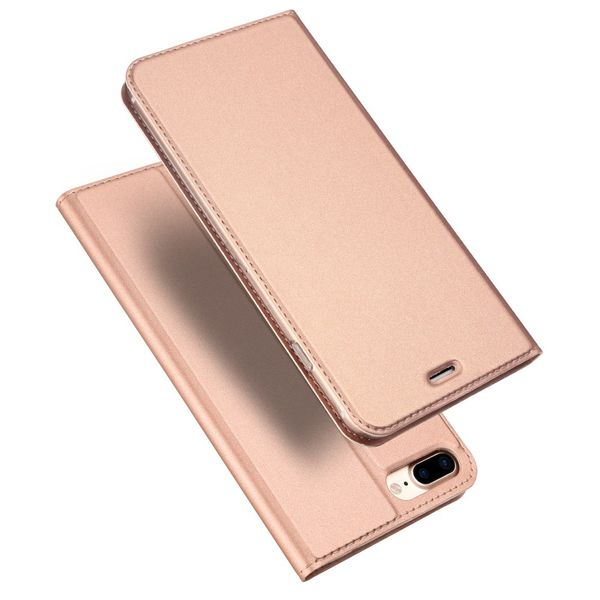 Apple iPhone 7 Plus/8 Plus Dux Ducis Skin Pro suojakotelo,  ruusukulta